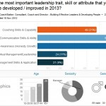 LinkedIn Leadership Poll Nov 2012 Results Screenshot